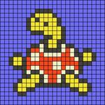 Alpha pattern #50198