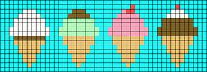 Alpha pattern #50200