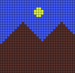 Alpha pattern #50201