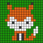 Alpha pattern #50219