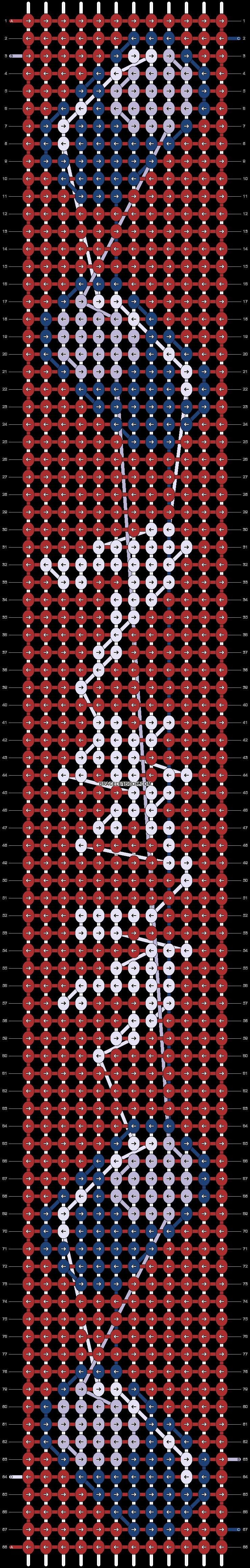 Alpha pattern #50221 pattern