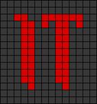 Alpha pattern #50227