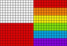 Alpha pattern #50237