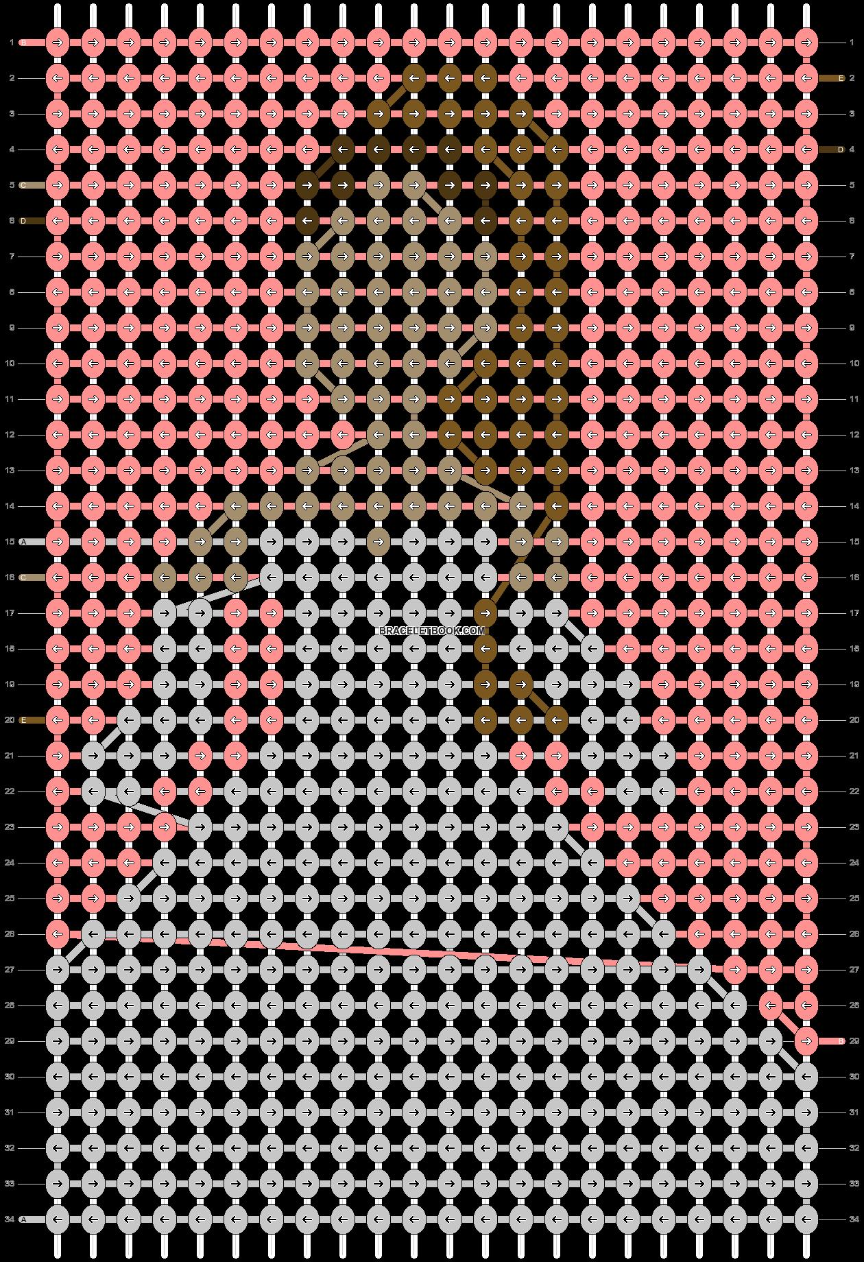 Alpha pattern #50249 pattern