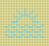 Alpha pattern #50260