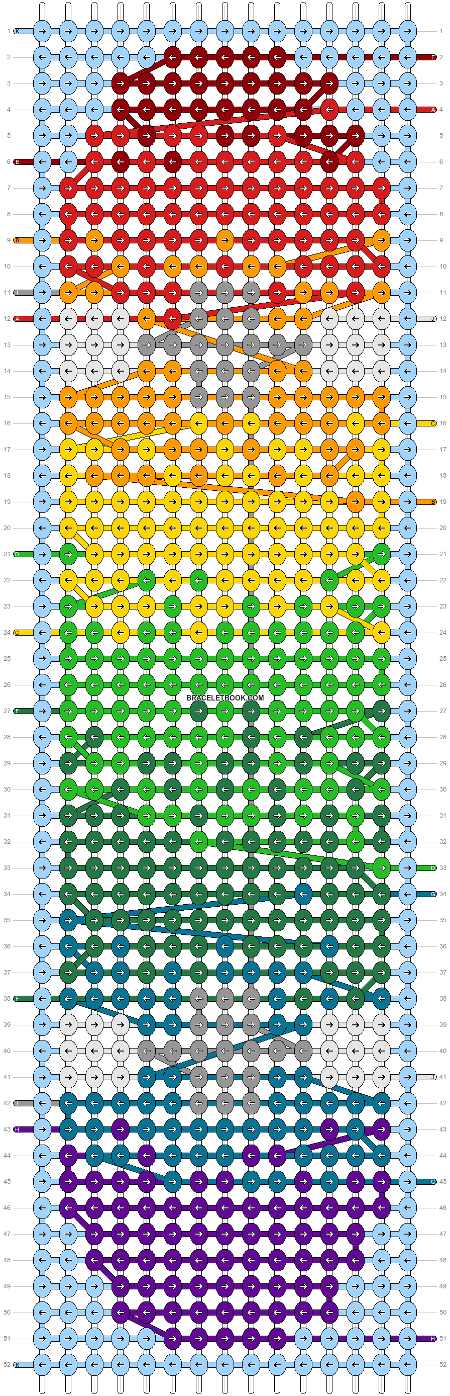 Alpha pattern #50269 pattern