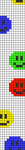 Alpha pattern #50274