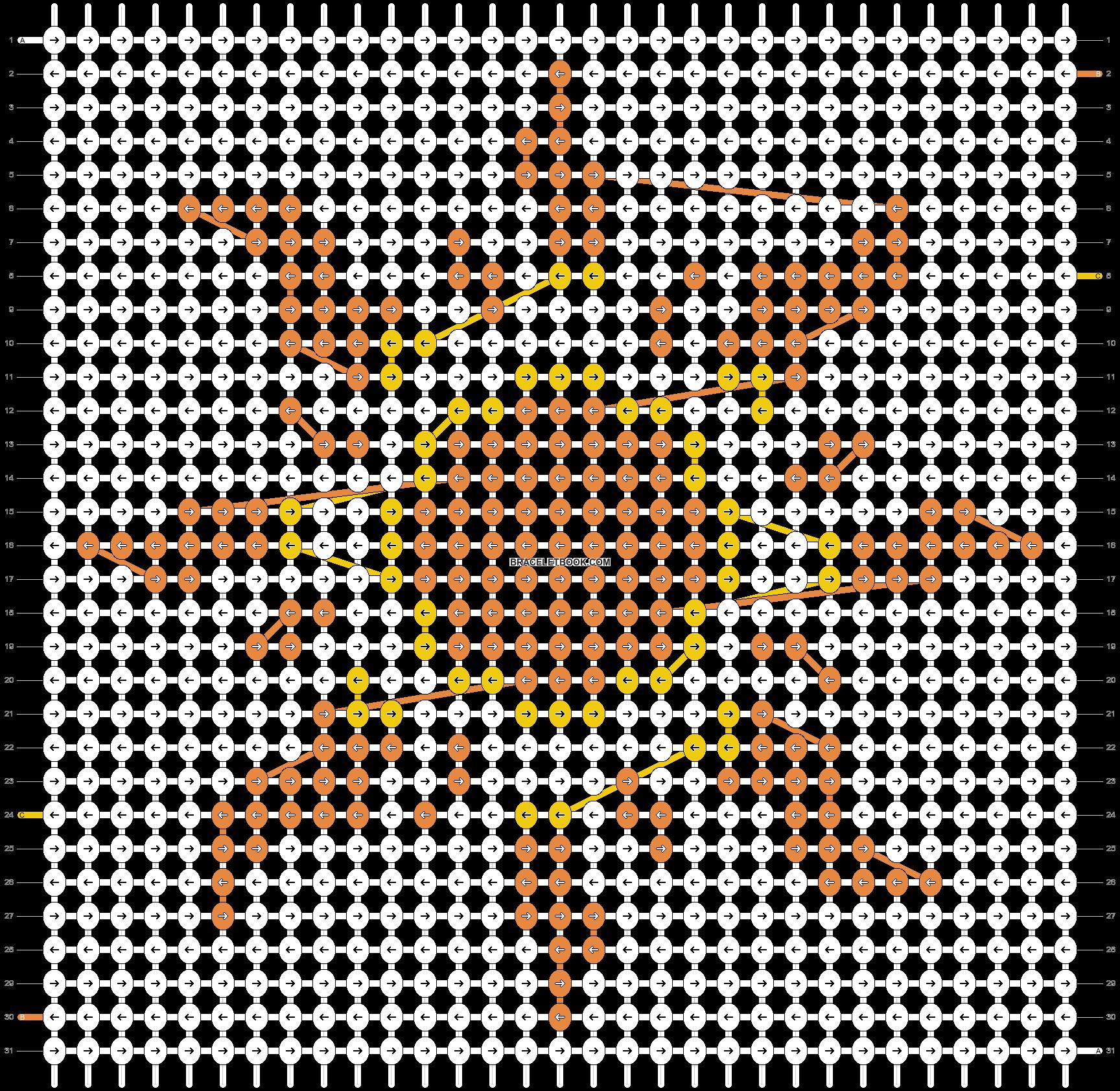 Alpha pattern #50283 pattern