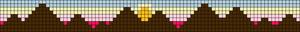 Alpha pattern #50305