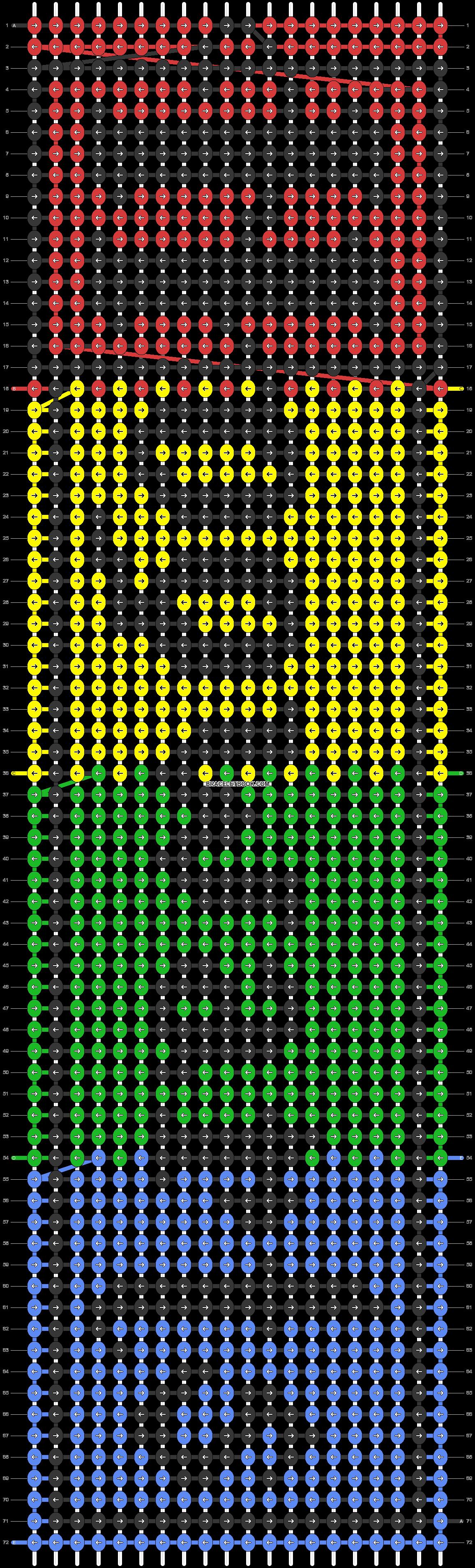 Alpha pattern #50309 pattern