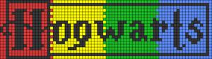 Alpha pattern #50309