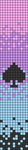 Alpha pattern #50313