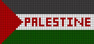 Alpha pattern #50316