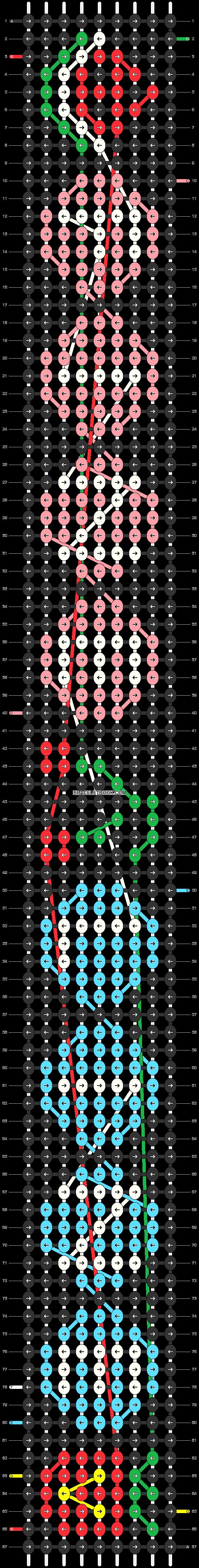 Alpha pattern #50324 pattern