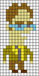 Alpha pattern #50325
