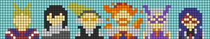 Alpha pattern #50328