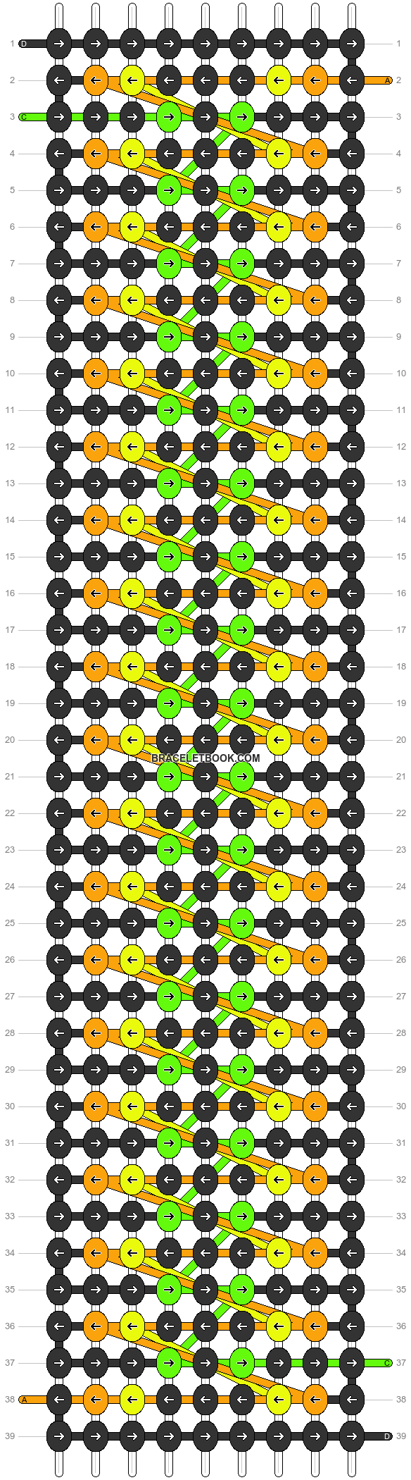 Alpha pattern #50348 pattern