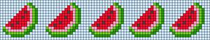 Alpha pattern #50375