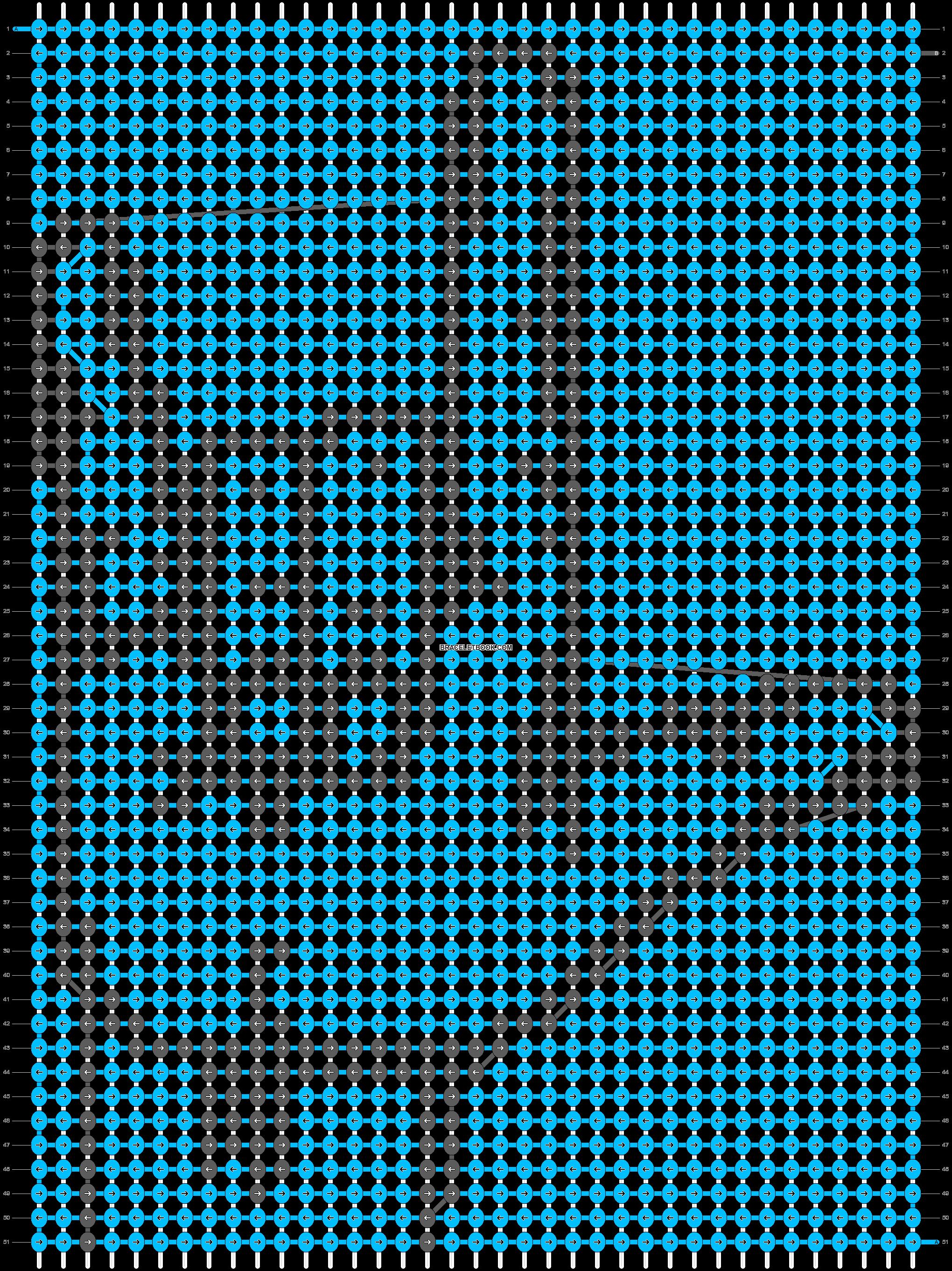 Alpha pattern #50378 pattern