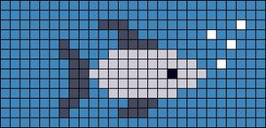 Alpha pattern #50391