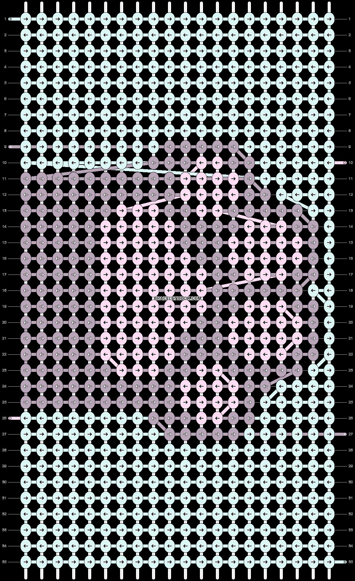 Alpha pattern #50397 pattern