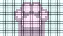 Alpha pattern #50397