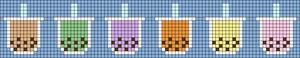 Alpha pattern #50398