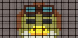 Alpha pattern #50406
