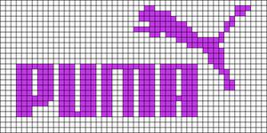 Alpha pattern #50421