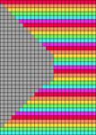 Alpha pattern #50426