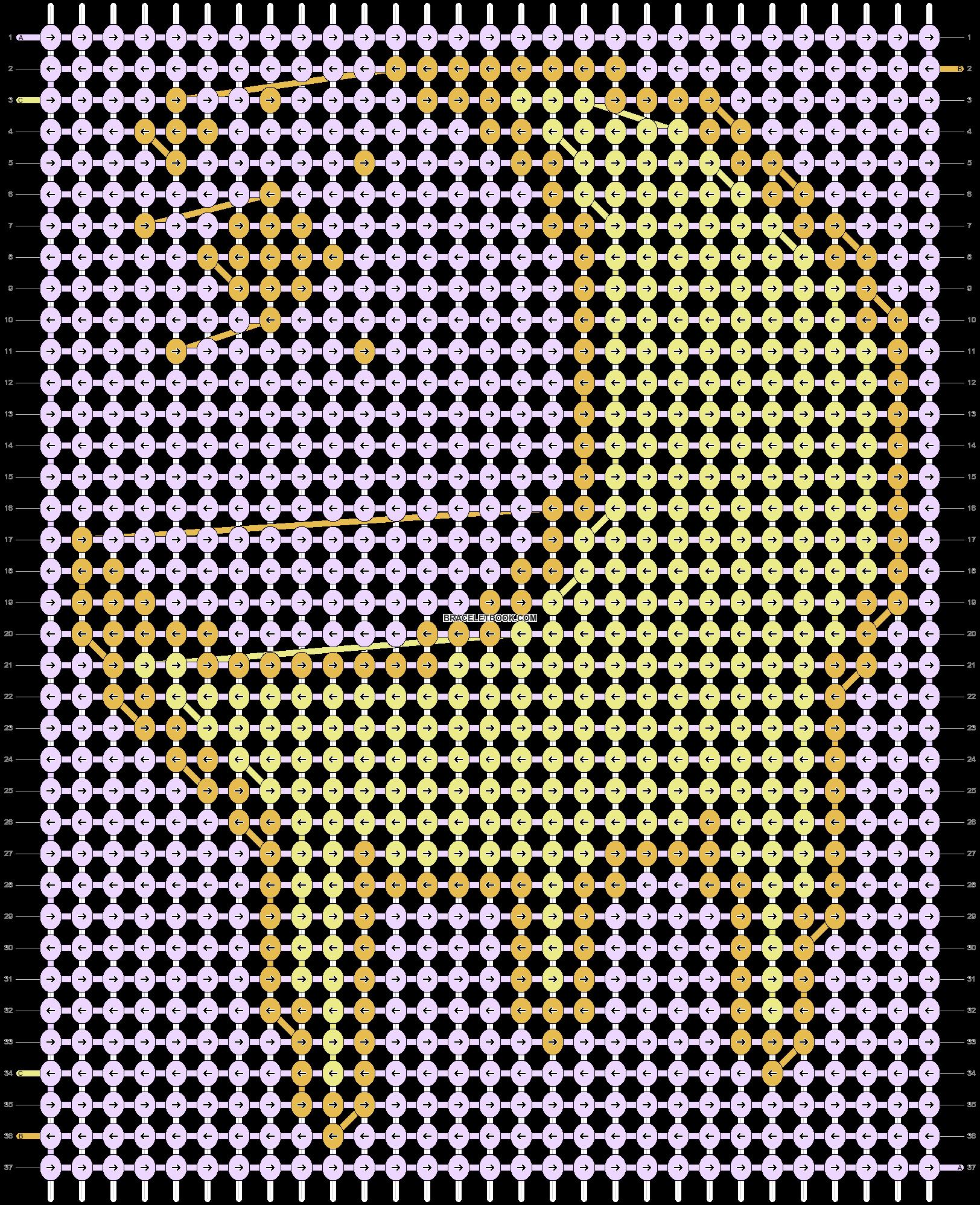 Alpha pattern #50427 pattern