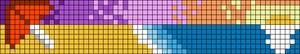 Alpha pattern #50436
