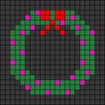 Alpha pattern #50460