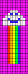 Alpha pattern #50461