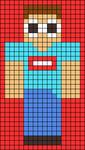 Alpha pattern #50475