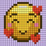 Alpha pattern #50476
