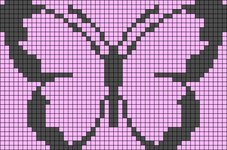 Alpha pattern #50478
