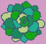 Alpha pattern #50481