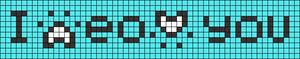 Alpha pattern #50486