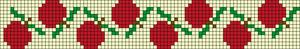 Alpha pattern #50487