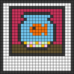 Alpha pattern #50492