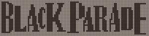 Alpha pattern #50495