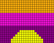 Alpha pattern #50497