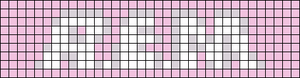 Alpha pattern #50498