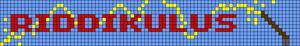 Alpha pattern #50503