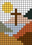 Alpha pattern #50504