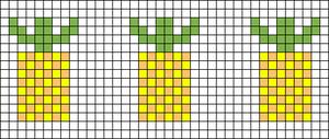 Alpha pattern #50512