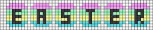 Alpha pattern #50516