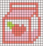 Alpha pattern #50518