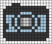 Alpha pattern #50522